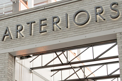 Arteriors opens new lighting showroom at Dallas Market Center.