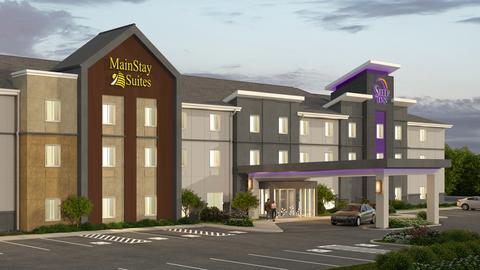 Choice opens 10th Sleep Inn/MainStay Suites dual brand | Hotel ...