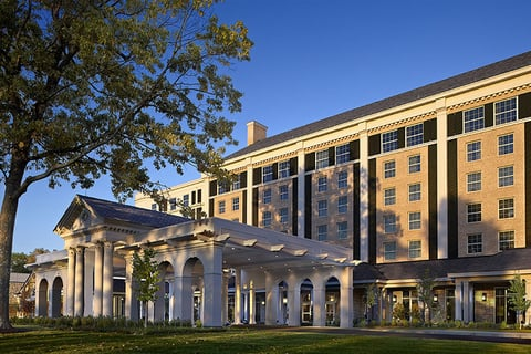 Hnedak Bobo Group designed The Guest House at Graceland, working with DreamCatcher Hotels and the team at Graceland.