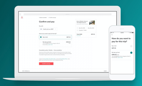Airbnb launches new flexible payment feature | Hotel Management
