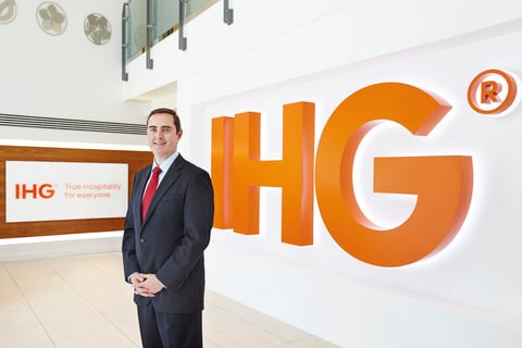 IHG's new CEO groomed for the top job | Hotel Management