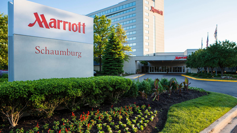 The 398-room hotel was acquired through a joint-venture with Middleton Partners, and marks Arbor Lodging's fifth Marriott International-branded property.