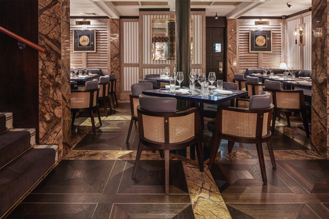 Havwoods InternationalThe UK-based flooring supplier was inspired by the dimensions of Italian-craft hardwood flooring for the Italian collection.