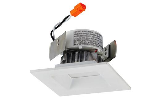 Nora Lighting introduced Onyx squares, square-shaped LED retrofit downlights with deep-set optics.