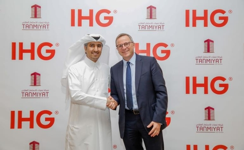 Ihg To Open Second Crowne Plaza In Doha Qatar Hotel Management