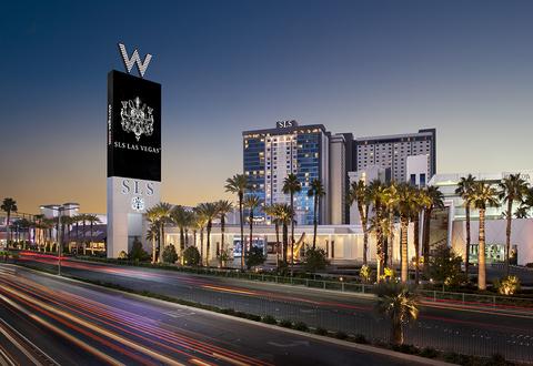 Grand Sierra Resort Owner To Invest 100m In Sls Las Vegas Hotel Revamp Hotel Management