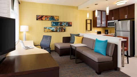 The all-suite Residence Inn Wilmington Downtown will operate as a Marriott franchise, owned and managed by Canon Hospitality Management.