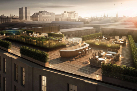 Antonio Citterio Patricia Viel and Partners teams with ATRIUM to design world's seventh Bulgari hotel in Moscow.