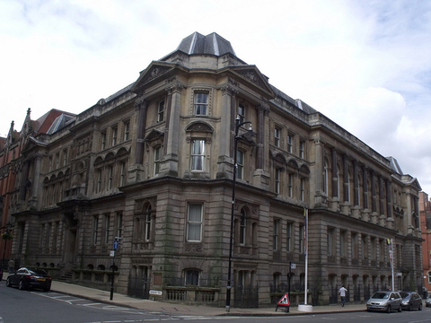 Former Birmingham City Council office to convert to hotel ... on