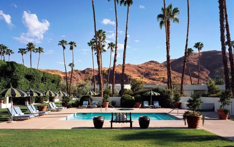 parker palm springs improves staff communications with alice hotel management. Black Bedroom Furniture Sets. Home Design Ideas