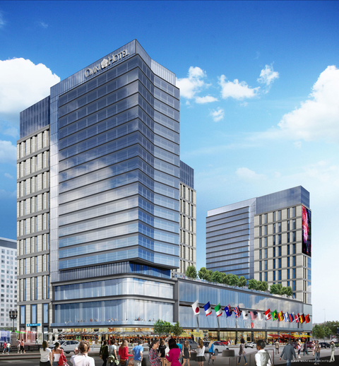 Omni Hotels Resorts Begins Development On Boston Seaport Hotel