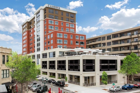 Asheville N C Welcomes City S First Cambria Hotel
