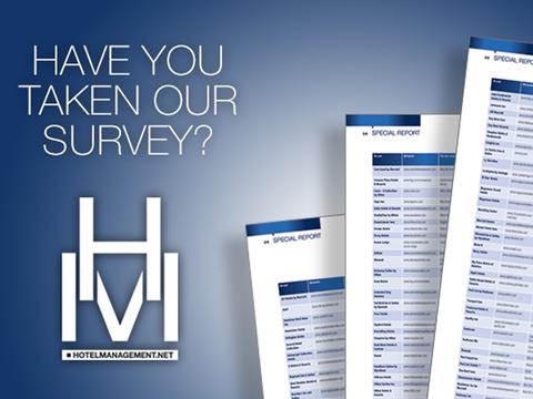 Hotel Management survey