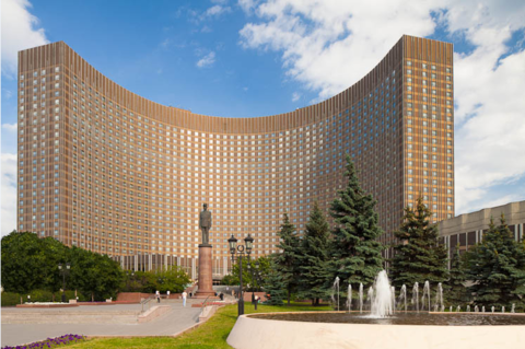 Moscow S Hotels Expected To Record Steady Growth During Fifa World Cup