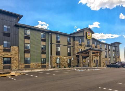 My Place Opens New Colorado Springs Hotel