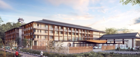 InterContinental Hotels Group and Nagoya Railroad (Meitetsu) have signed an agreement to open Hotel Indigo Inuyama Urakuen in the second half of 2021.