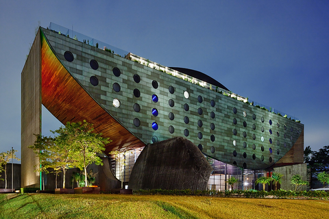 The Hotel Unique Sao Paolo, Brazil is part of Preferred Hotels & Resorts' Legend collection
