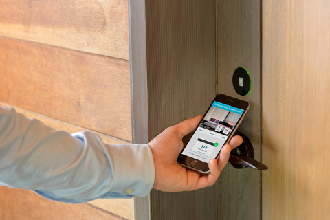 Assa Abloy Hospitality, OpenKey integrate for keyless entry | Hotel