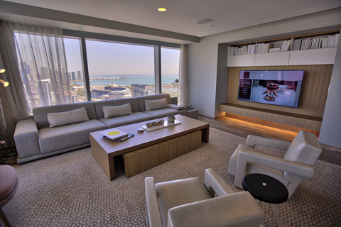 LG introduces 4K UHD technology | Hotel Management