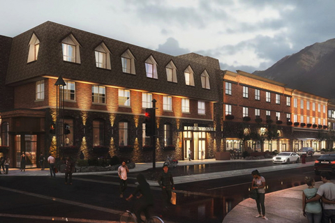 DIALOG pays homage to Mount Royal Hotel's 100-year-old heritage in $45M renovation.