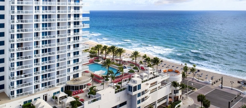 Kathryn Day Ointed Gm Of The Hilton Fort Lauderdale Beach Resort