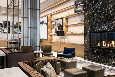 Arquitectonica, Adam D. Tihany, Stonehill Taylor collaborate to design Music City-inspired JW Marriott Nashville.