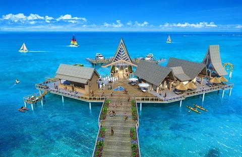 Wyndham Hotels Resorts To Open Pacific Ocean Island Resort Hotel Management