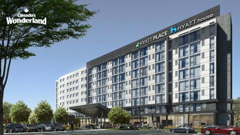 Hyatt Hotels Signs Dual Brand Hotel In Ontario Canada