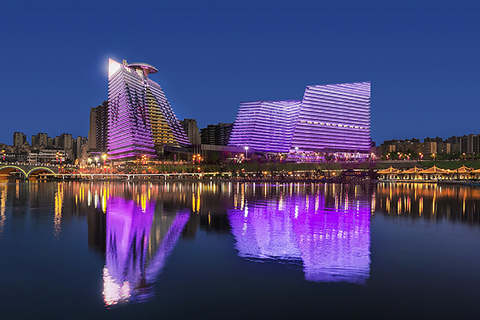 W Hotels debuts AB Concept-designed W Xi'an as largest W to open in Asia Pacific.