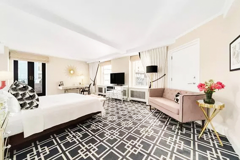 Fringe draws inspiration from Midtown hotel's history and Jazz Era in renovation of The Lexington Hotel.