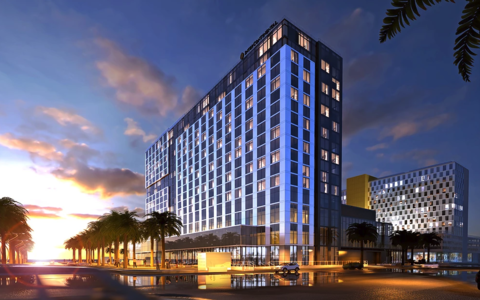 Hotels In San Diego >> Intercontinental San Diego Officially Opens Hotel Management