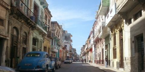 Old Havana Street
