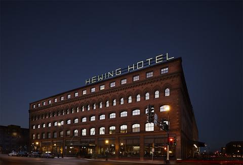 Nkf Arranges 23m Refinancing For Minneapolis Hotel Hotel Management