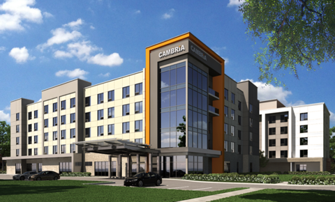 New Cambria Hotel Planned For Waco Texas