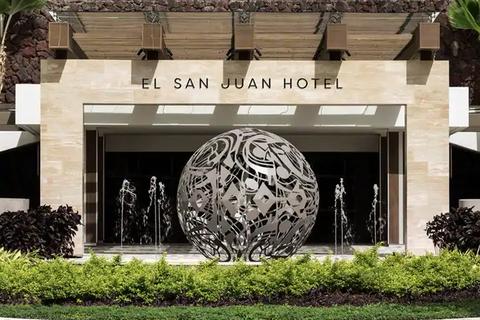 El San Juan Hotel refreshes guestrooms designed by Jeffrey Beers, eyes December 14 reopening.