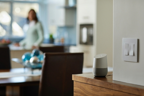 Samsung, Legrand's smart lighting leverages Samsung's ARTIK cloud services to allow connection with existing smart home solutions.