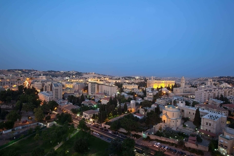 Leonardo Jerusalem Hotel