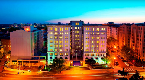 The Churchill Hotel In Washington D C Is One Of Hotels Using Integrated Solution Between Sms And Openkey Photo Credit