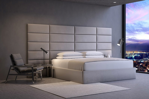 Vänt introduced a platform bed that can be assembled in less than five minutes and doesn't require any tools.