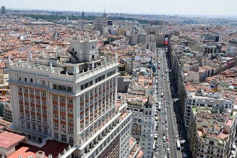 Riu will rebrand and renovate the Edificio España into a 24-floor Riu Plaza hotel with three floors of retail space.