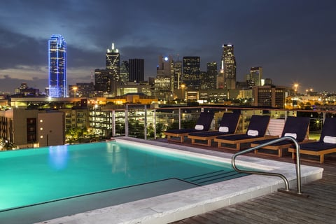 Former Nylo Dallas To Convert To The Canvas Hotel Hotel