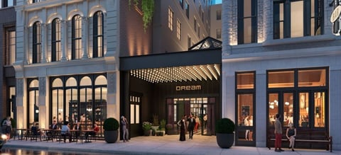 Image result for dream nashville hotel