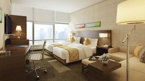 Αποτέλεσμα εικόνας για The First Hyatt Place Hotel in Beijing opens