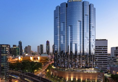 Marriott International has signed The St. Regis Melbourne, marking the first hotel in Australia for the brand.
