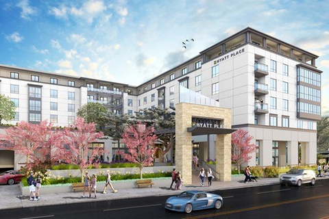 Cuningham Group designs first Hyatt-branded hotel in Pasadena.