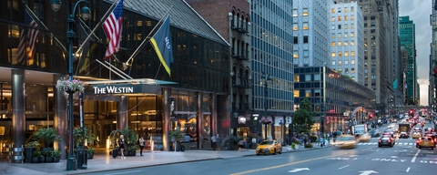 Host Hotels sells New York City Westin to private-equity