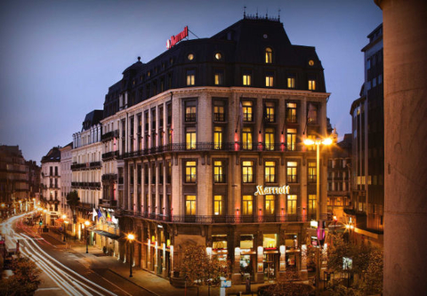 Brussels Marriott Hotel Grand Place, Belgium exterior