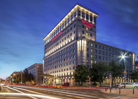 Mercure Warszawa Grand