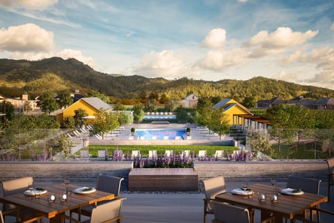 Erin Martin designs 8th Four Seasons hotel in California.