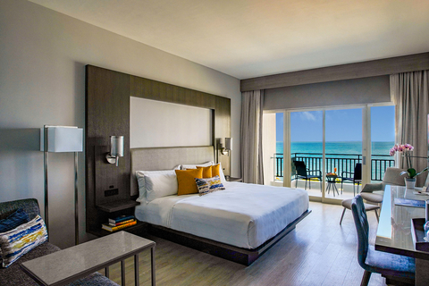San Juan Marriott Resort & Stellaris Casino completed a $20 million renovation by development firm XLD Group.